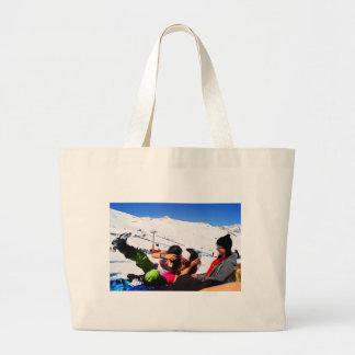 Girls Ski slope Bag