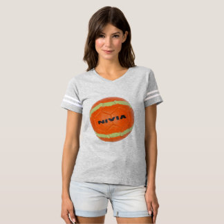 Girls soccer t shirts