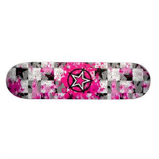 Girls Star Skateboard