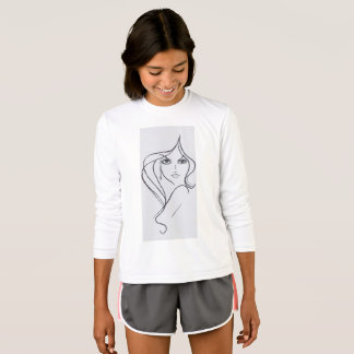 Girls Style and Awe Sassy T-Shirt