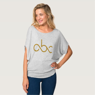 Girls T-Shirt with ABC design