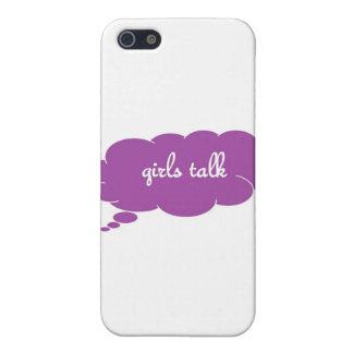 Girls Talk i phone case iPhone 5/5S Cover