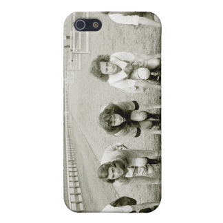 Girls Track, 1920s Cases For iPhone 5