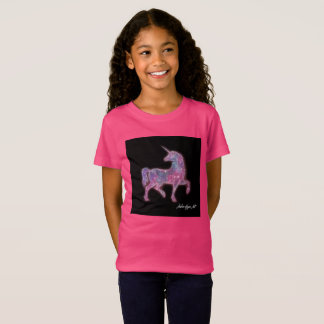 Girl's Unicorn T-Shirt