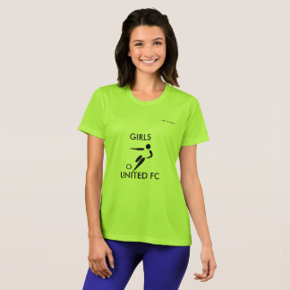 GIRLS UNITED FOOTBALL CLUB T-Shirt