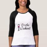 Girls Weekend (Wine) T-shirt