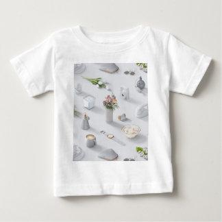 Girl's White Dream Baby T-Shirt