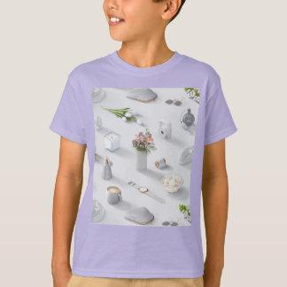 Girl's White Dream T-Shirt