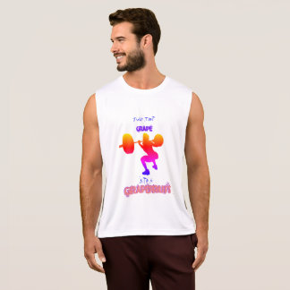 Girls Who Squat- Colorful Performance Tank Top