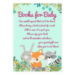 Girls Woodland Bring A Book Cards Pack Of Chubby Business Cards