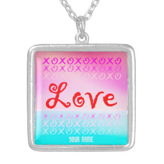 Girls X0X0 Necklace