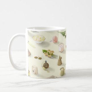 Girl's Yellow Dream Coffee Mug