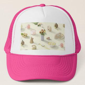 Girl's Yellow Dream Trucker Hat