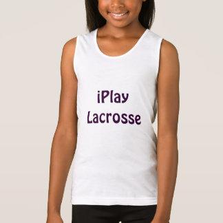 Girls Youth Lacrosse Shirt