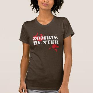 Girls Zombie Hunter T-shirt - Make Romero Proud