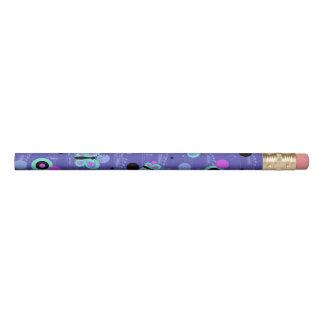 Girly Butterflies Design Pencil