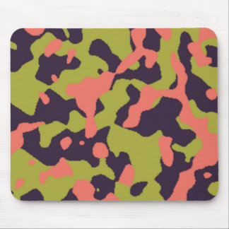 Girly Camo Mouse Pad