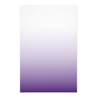 Girly Chic minimalist ombre lilac lavender purple Stationery