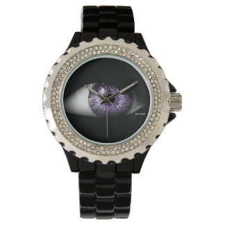 Girly Cool Funny Unique Eyeball / House-of-Grosch Wristwatch