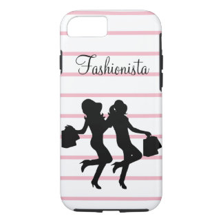 Girly Fashion Diva Style iPhone 8/7 Case
