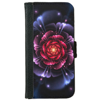 Girly Floral iPhone 6 Wallet Case