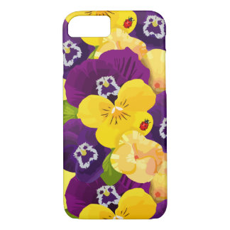 Girly Floral Smartphone Design iPhone 7 Case
