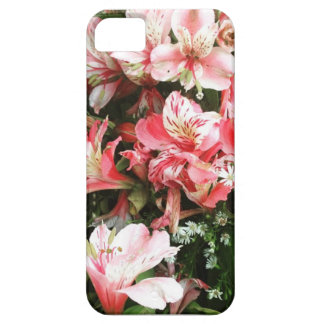 Girly Fresh Flowers Phone Case Case For The iPhone 5