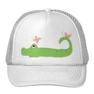 GIrly Gator Mesh Hat