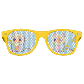 Girly Gifts Harajuku Girl style Retro Sunglasses