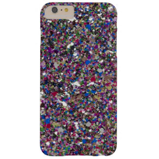 Girly Girl Glitter Sparkles iPhone 6 Plus Case