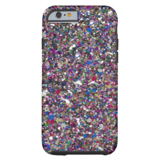 Girly Girl Glitter Sparkles Tough iPhone 6 Case