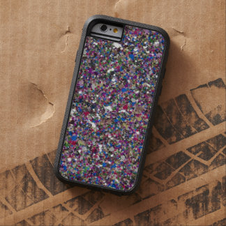 Girly Girl Glitter Sparkles Xtreme iPhone 6 Case