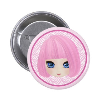 Girly Girl Marianne Fashion Button