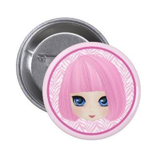 Girly Girl Marianne Fashion Button