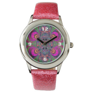 Girly Glitter Watch