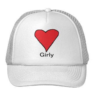 Girly hat