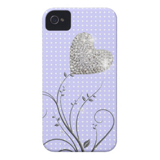 Girly heart iPhone 4 cases