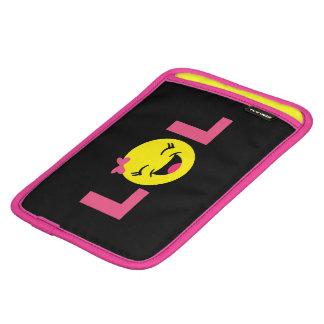 Girly LOL Emoji iPad Mini Sleeve