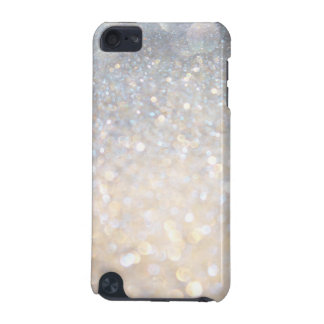 Girly Modern Gold Glitter Print 5G iPod Touch Case