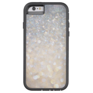 Girly Modern Gold Glitter Xtreme iPhone 6 Case