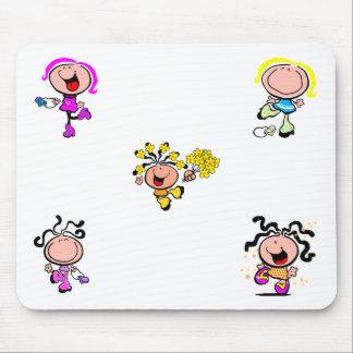 Girly Mousepad