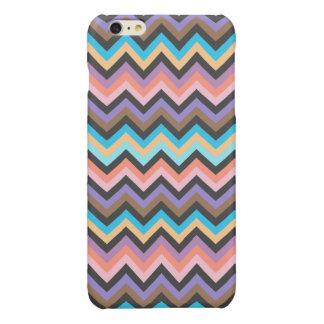 Girly Multicolor Chevron Pattern