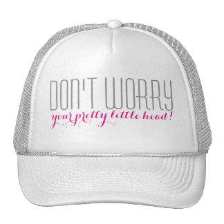 Girly No Worries Hat