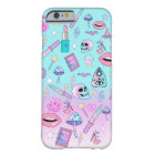 Girly Pastel Witch Goth Pattern Barely There iPhone 6 Case