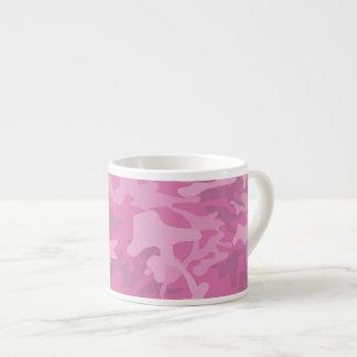 Girly Pink Camo Espresso Mug 6 Oz Ceramic Espresso Cup