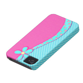 Girly Pink Blackberry Bold Cover