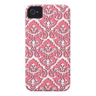 Girly Pink French Damask Blackberry Bold Covers