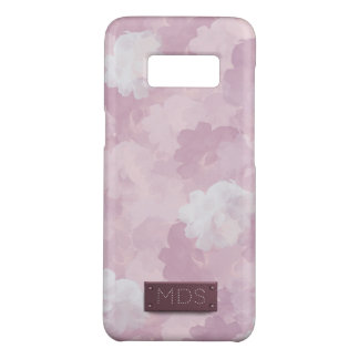 Girly Pink Watercolor Roses Case-Mate Samsung Galaxy S8 Case