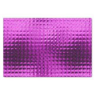 Girly purple glitter shine sparkle tissue paper