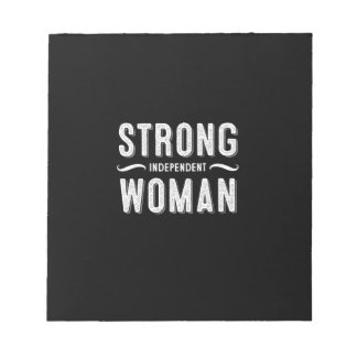 Girly Quote Notepad